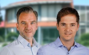 Björn Kleine-Döpke und Nico Plassmann