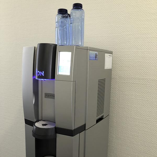 ION Wasserspender Graphische Betriebe Kip