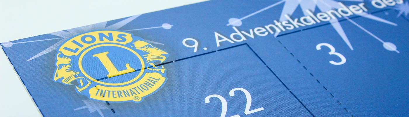Lions Club Adventskalender